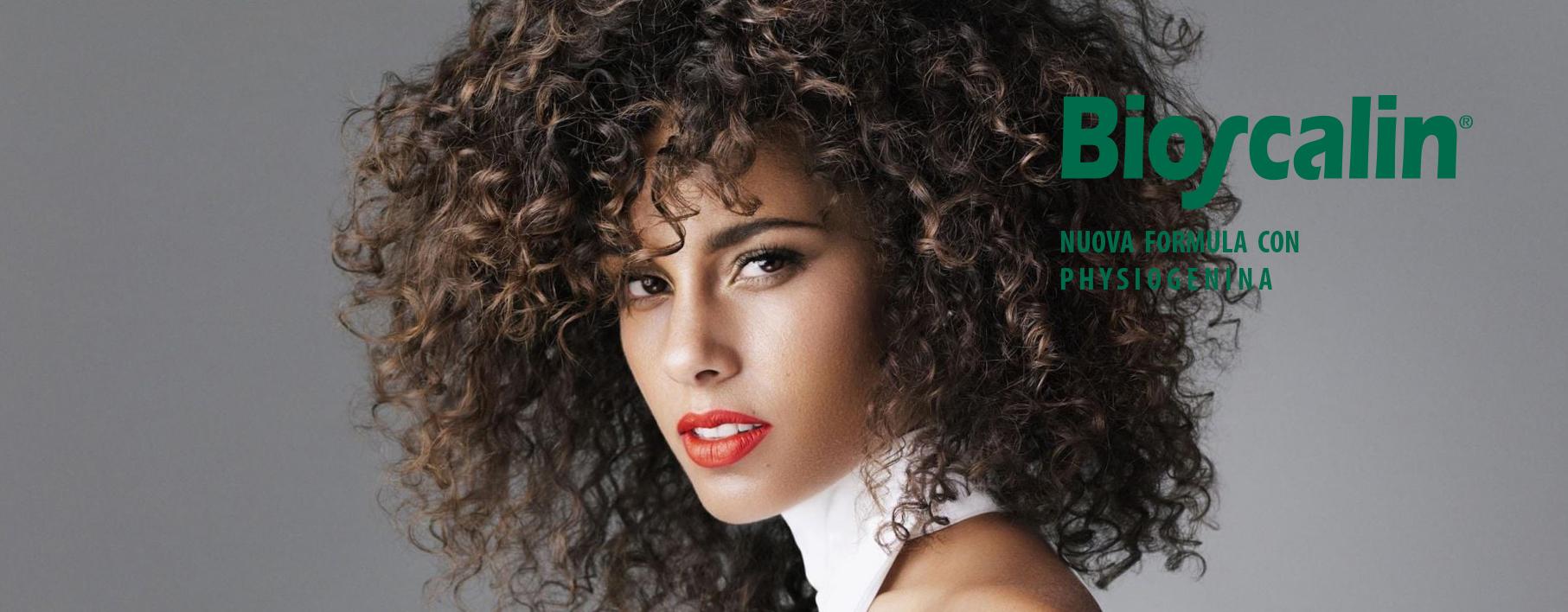 Salute e bellezza dei capelli,innovativo prodotto della ditta Giuliani.