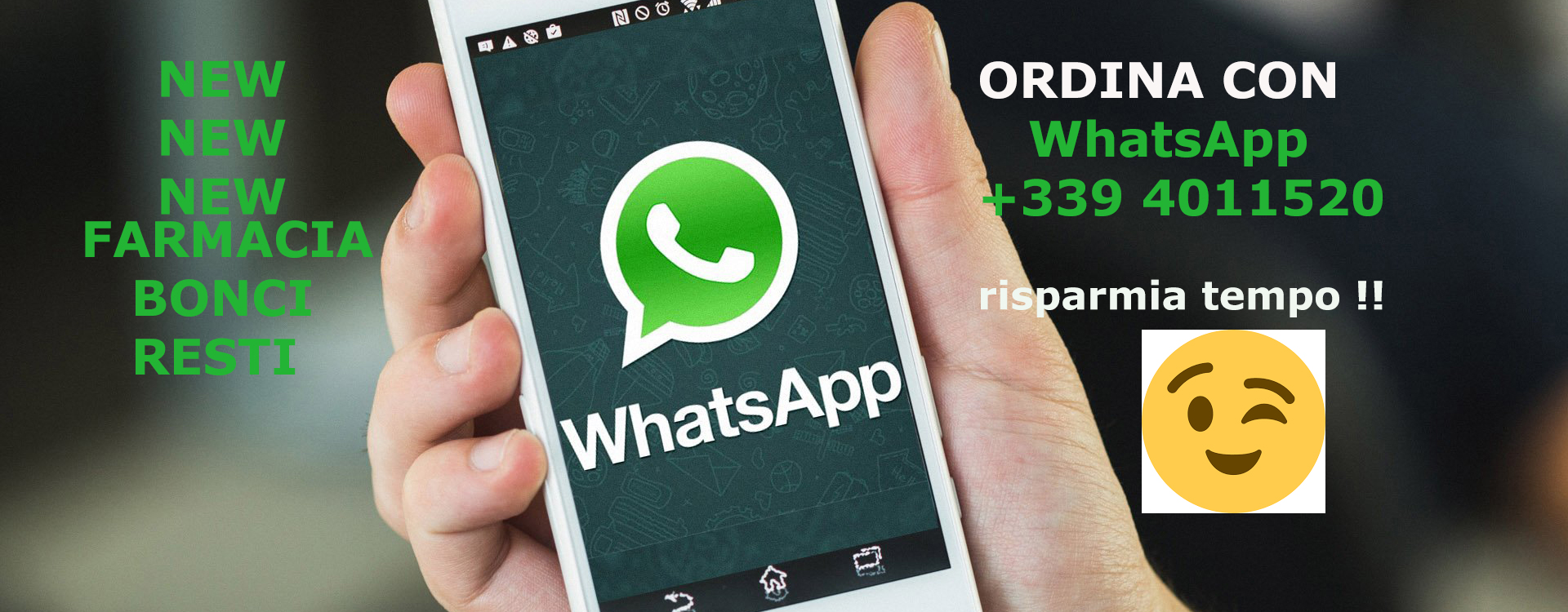 WhatsApp Farmacia
